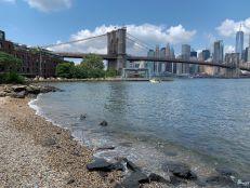 Plage dans le quartier de Dumbo, à Brooklyn (notre guide de New-York)