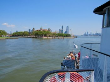 Ferry pour Ellis Island