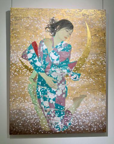 Expo Kaori Someya à la Sato Sakura Gallery