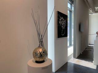 œuvre de Dario Escobar à la Nohra Haime Gallery de Chelsea (New-York)