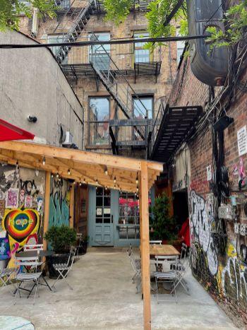 Freeman Alley à Soho : notre guide de voyage à New-York City