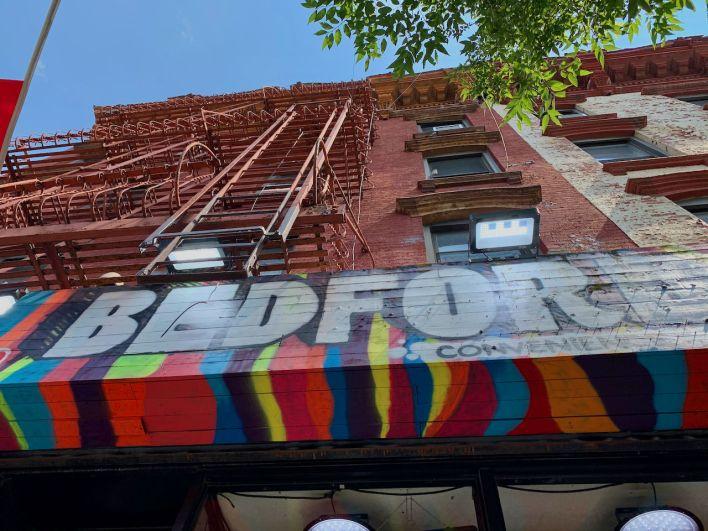 Bedford Street à Williamsburg