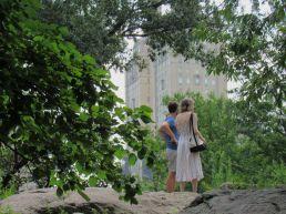 Près de The Ramble à Central Park