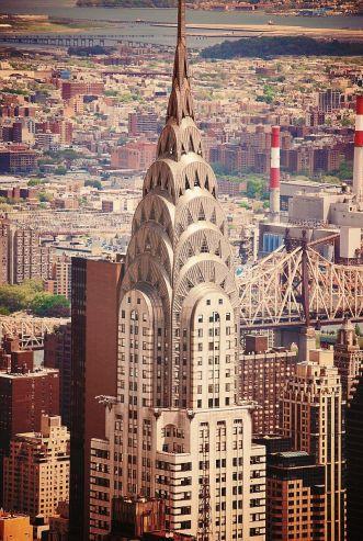 Chrysler Building de New-York