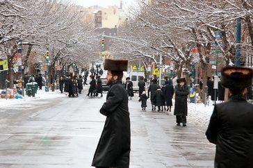 Juifs de Brooklyn