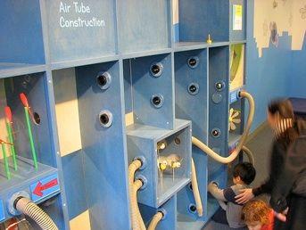 """Il y aussi beaucoup de """"musées"""" pour enfants à New-York"""
