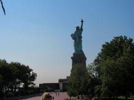 Visite de Liberty Island, de son musée et de sa célèbre Statue de la Liberté.