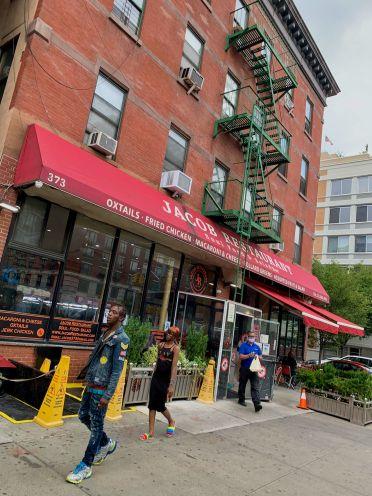 Jacob Restaurant à Harlem