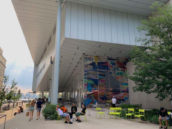 Whitney Museum of American Art à New-York