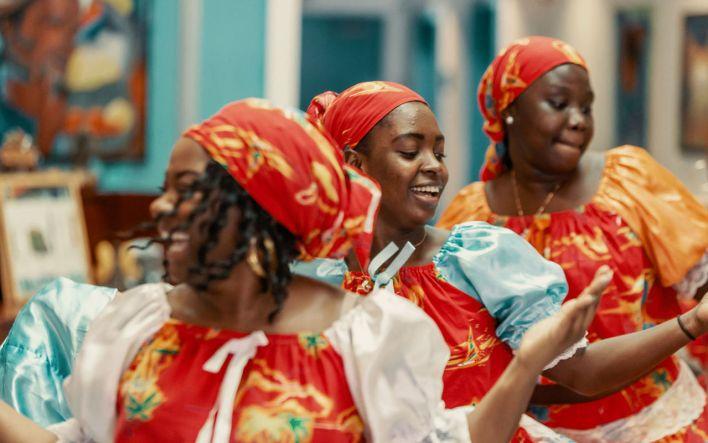 cours de danses traditionnelles haïtiennes