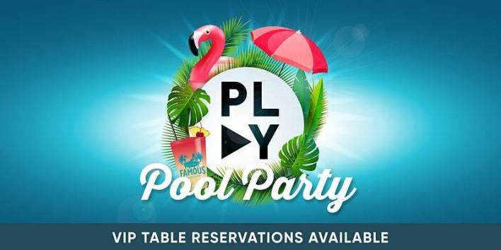 Play Pool Party à Miami Beach