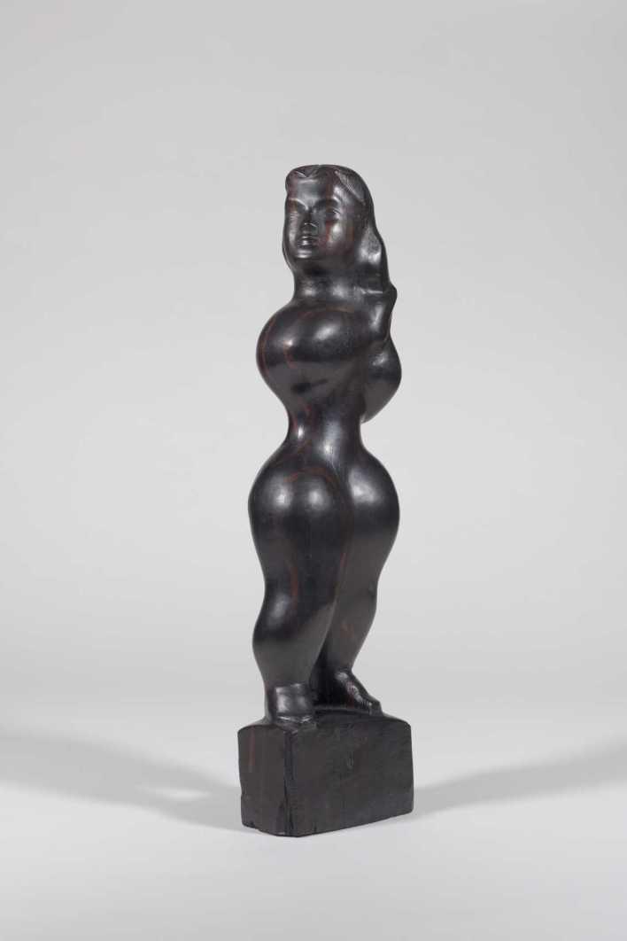 Chaim Gross (American, born Austria, 1904-1991), Standing Figure, 1936.