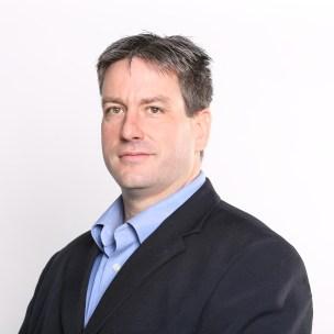 John Ferguson, directeur du Développement des affaires de MedLife et directeur de HealthworX Medavie