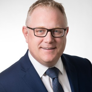 Richard Losier, président, Services de santé Medavie Nouveau-Brunswick