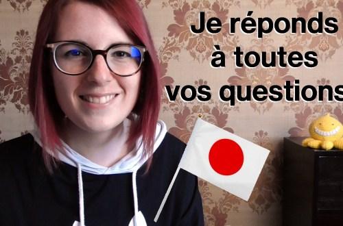 Q&A japonais