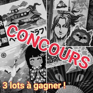 Concours lots Japon
