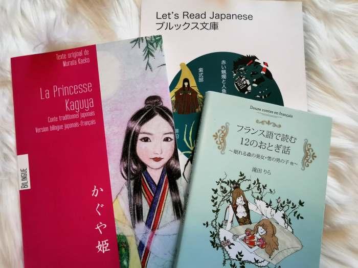Livres de contes japonais