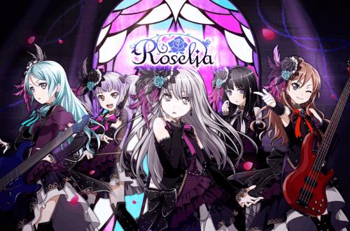 roselia black shout