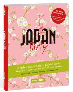 Japan Party Paper book origami idée cadeau Noël japon