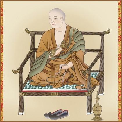 kobo daishi moine bouddhiste japonais