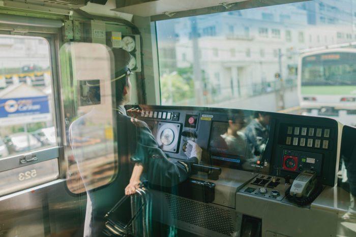 transports en commun au japon train