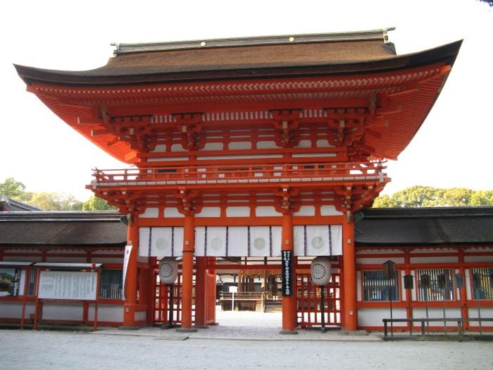 kamo jinja kyoto