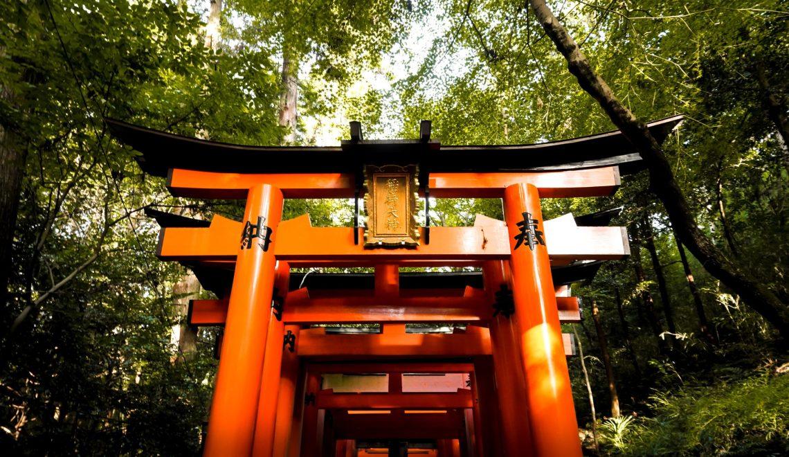 top sanctuaires kyoto