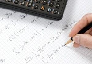 une coie de mathématique