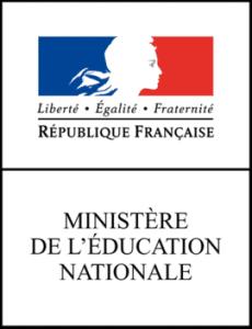logo ministère éducation
