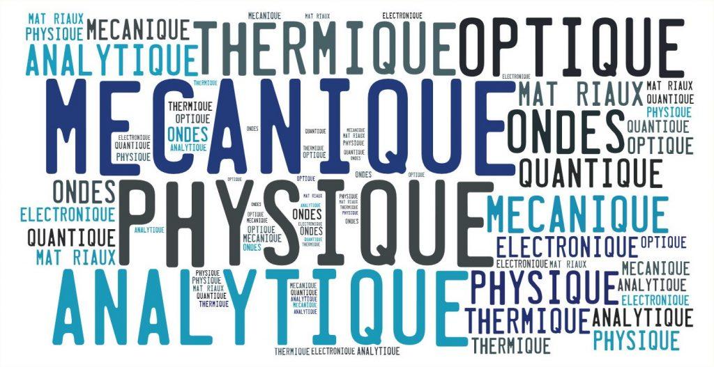 Cours particuliers de physique college
