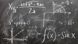 formules de mathématques