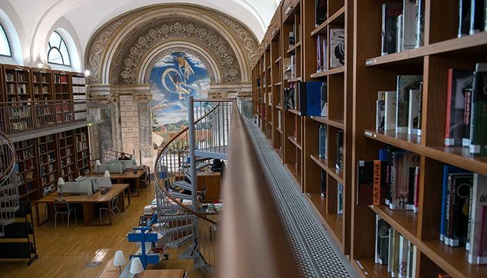 Bibliothèque étude méridionale Toulouse