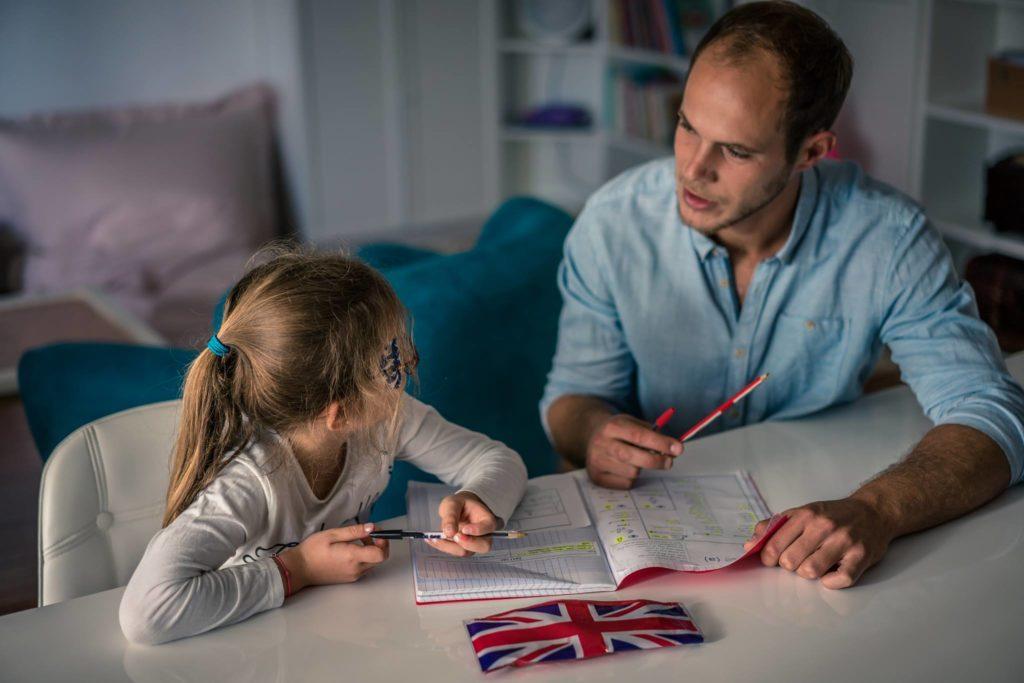 cours particulier à domicile enfant prof
