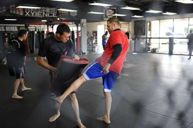 coach sport boxe gym