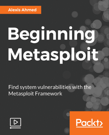 [Packtpub] Beginning Metasploit