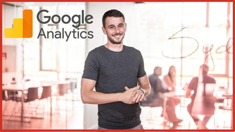 Google Analytics course 50 practical examples