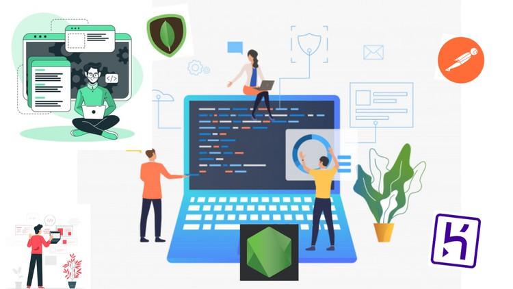 Node.js Crash Course For Backend Development 2020