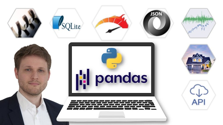 Python Data Science with Pandas Master 12 Advanced Projects
