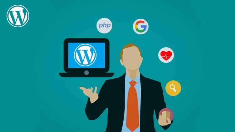 WordPress Backup Child theme Site health favicon PHP