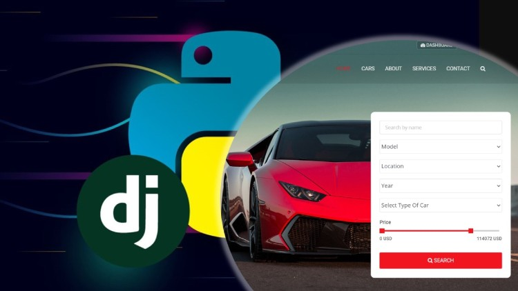 Build Python Django Real Project Django Web Development