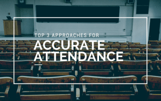 accurate attendance banner