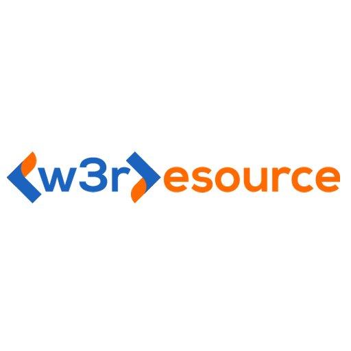 w3resource programming tutorials