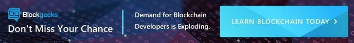 Blockgeeks: Blockchain Courses and Education