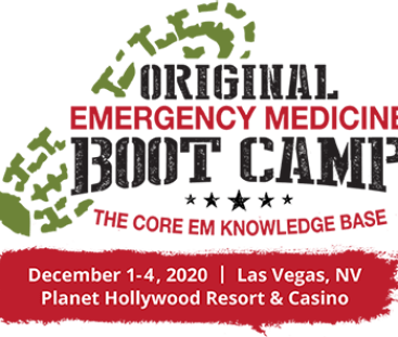 The Original Emergency Medicine Boot Camp - CME for PA