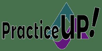 Practice UP! logo