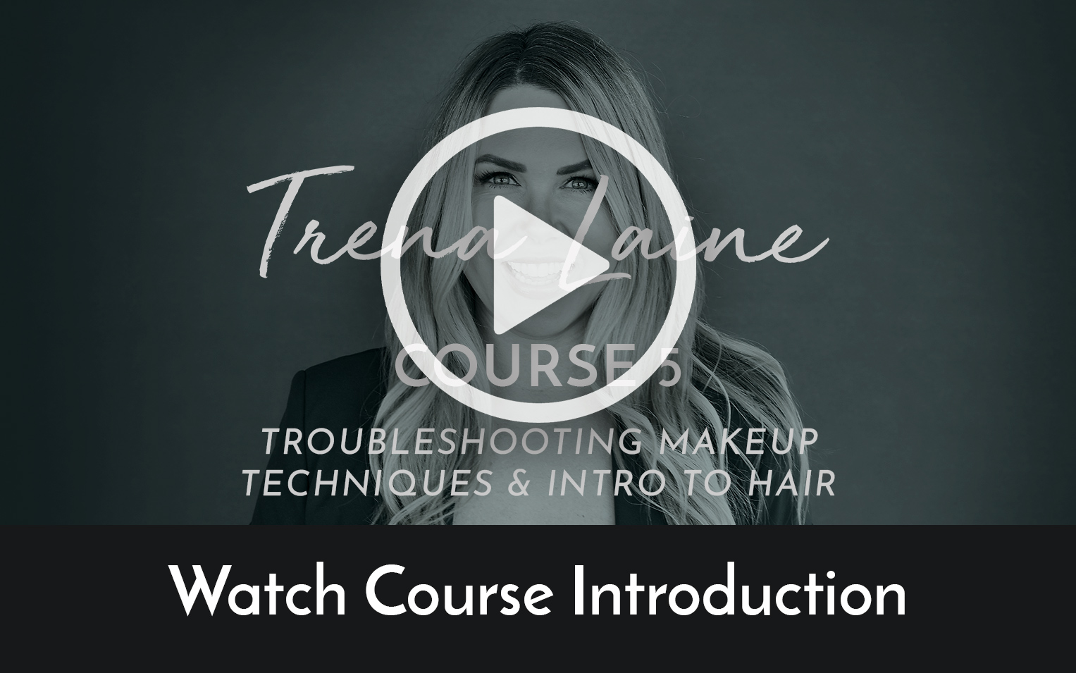 Course 5 Troubleshooting Makeup Techniques Amp Intro To