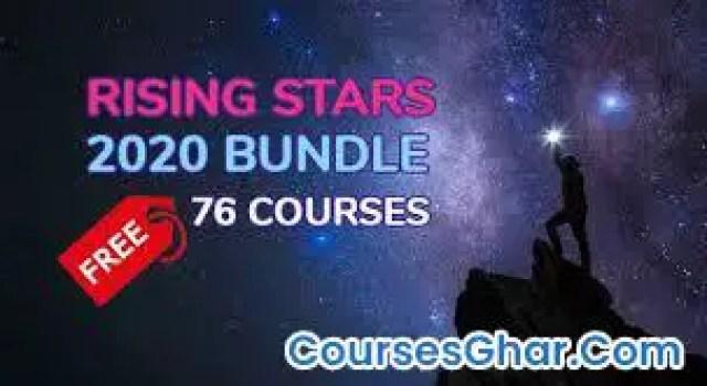 EduFyre - The Rising Stars 2020 Bundle
