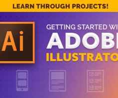 Getting Started with Adobe Illustrator: Learn Through Projects!