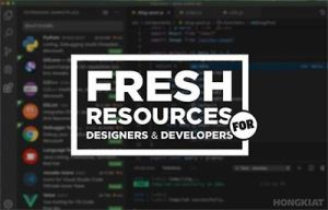 Huge and Fresh Resources For Web Designers & Developers coursesghar com