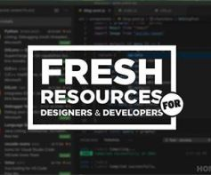 Huge and Fresh Resources For Web Designers & Developers   CoursesGhar.Com